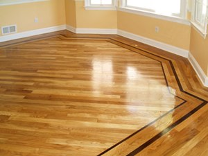 Hardwood Flooring Borders And Inlays Rochester