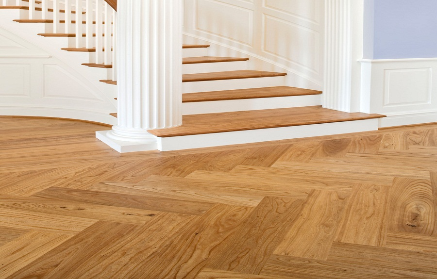 StripPlank And Parquet Flooring Rochester Hardwood Floor - When was parquet flooring popular